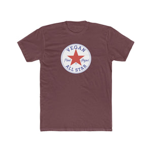 All Star Vegans Star Men's Tee - AllStarVegans