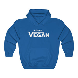 All Star Vegan Skate Unisex Hooded Sweatshirt - AllStarVegans