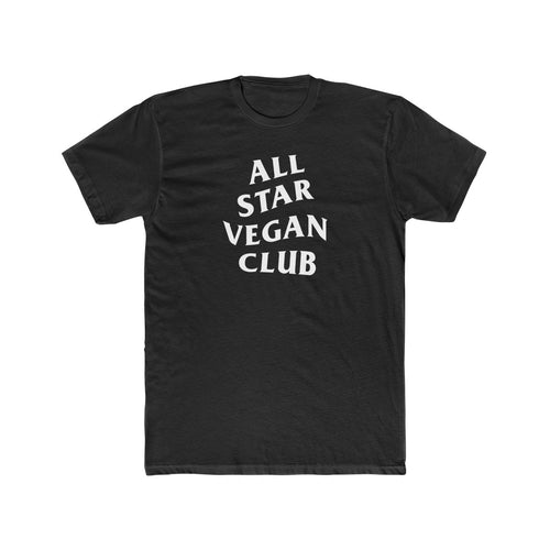 All Star Vegan Club Men's Tee - AllStarVegans