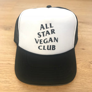 All Star Vegans Club Trucker - AllStarVegans