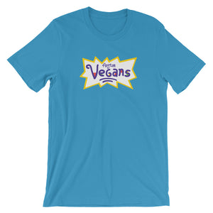 All Star Vegan Rug Unisex Short Sleeve T-Shirt - AllStarVegans