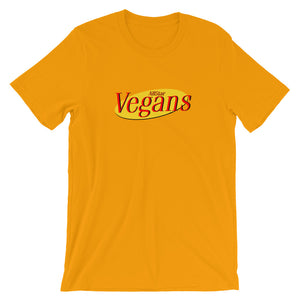 All Star Vegans Field Unisex Short Sleeve T-Shirt - AllStarVegans