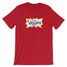 Load image into Gallery viewer, All Star Vegan Rug Unisex Short Sleeve T-Shirt - AllStarVegans