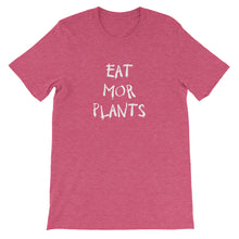 Load image into Gallery viewer, Eat Mor Plants Short Sleeve T-Shirt - AllStarVegans