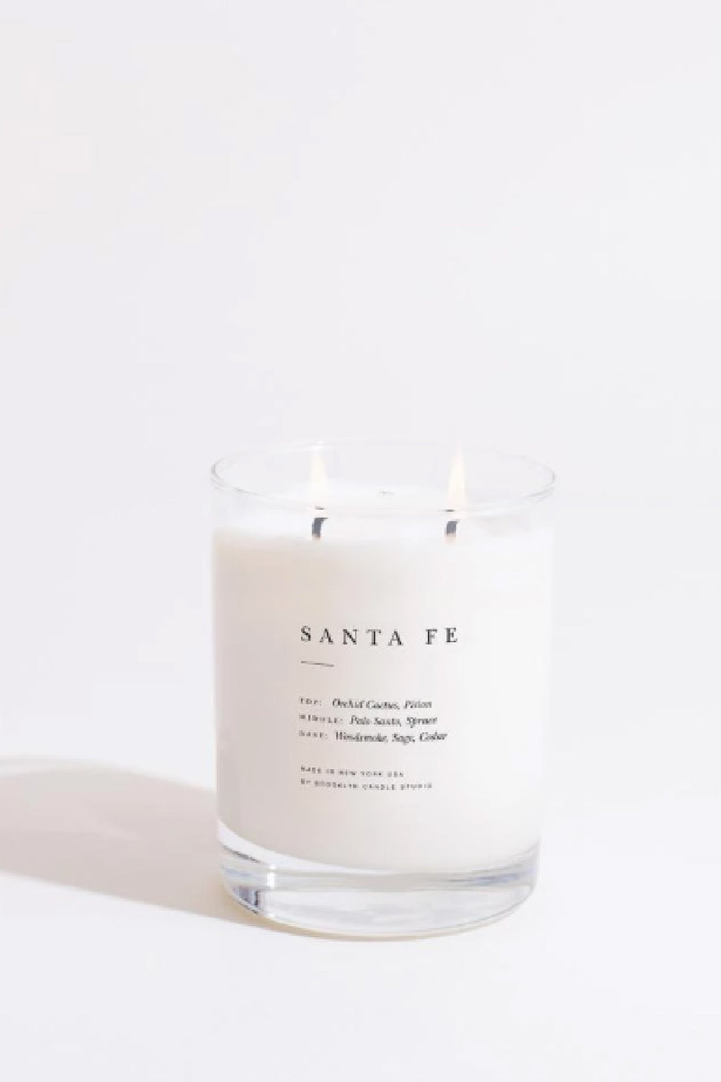 Brooklyn Candle - Santa Fe