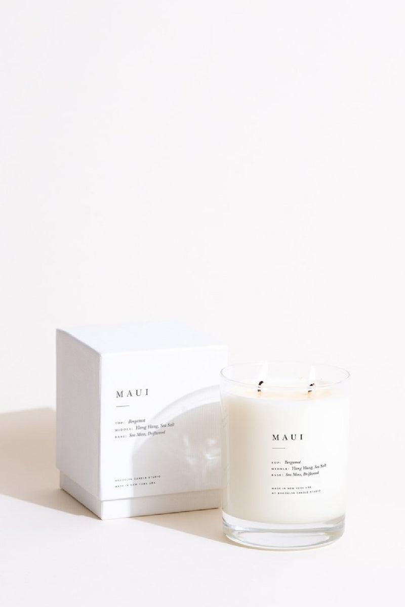 Brooklyn Candle - Maui Escapist Candle
