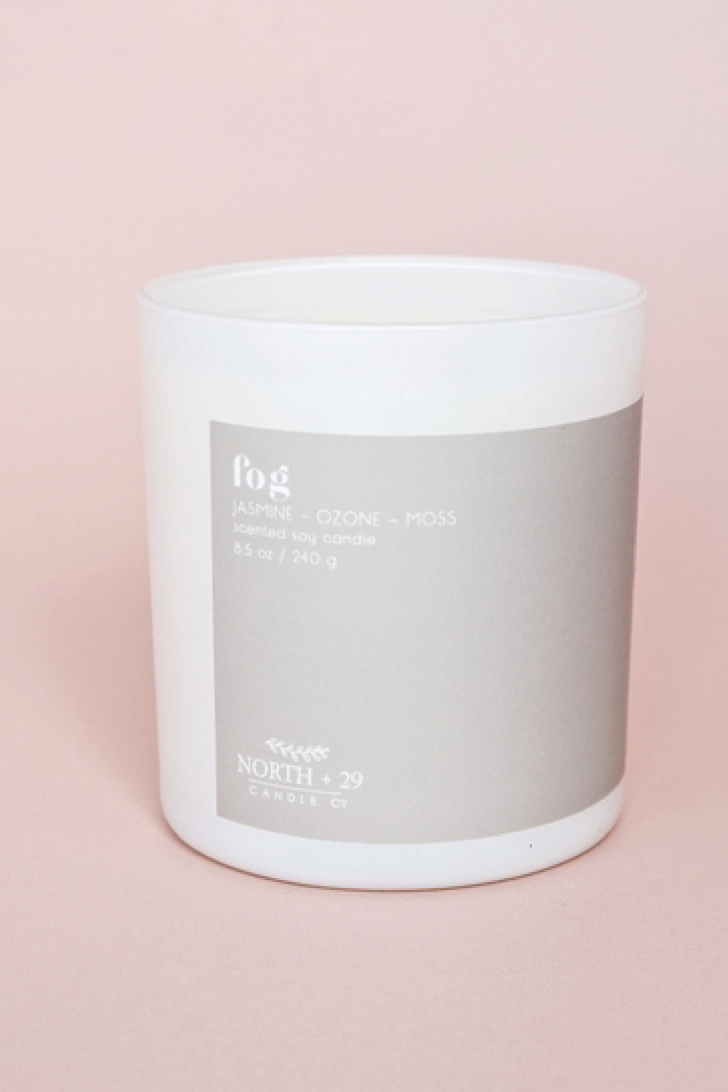 Fog Soy Candle