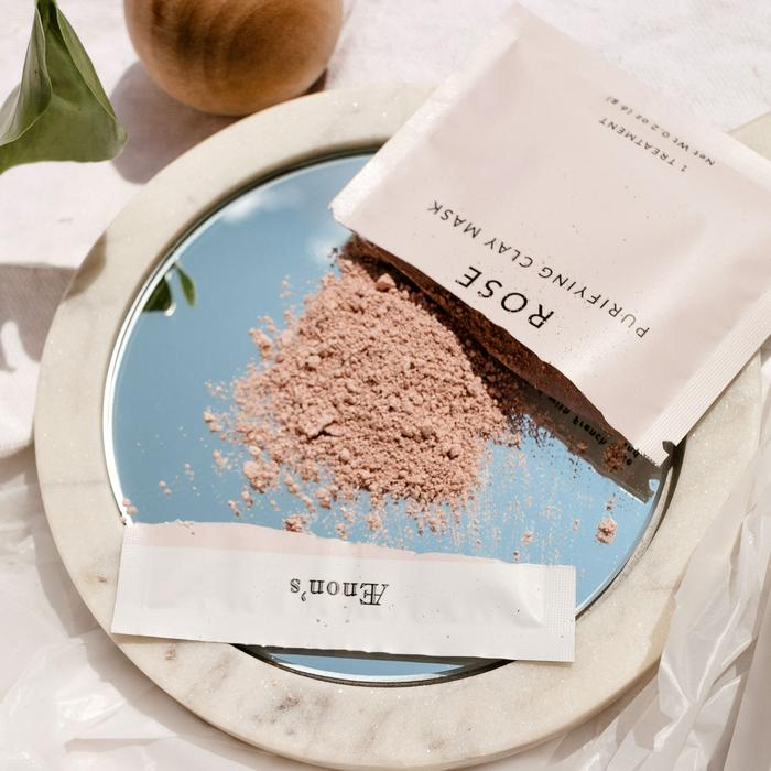 Rose Clay Purifying Face Mask