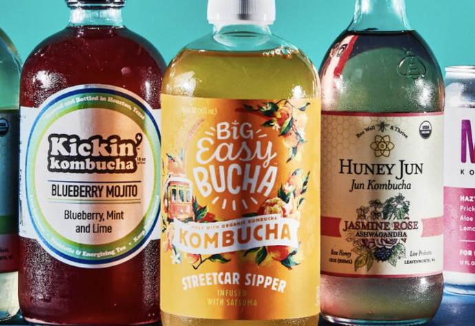Forget Keychains, Local Kombucha Is Our Must-Buy Travel Item