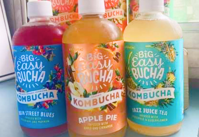 How Big Easy Bucha Is Changing The Kombucha Game