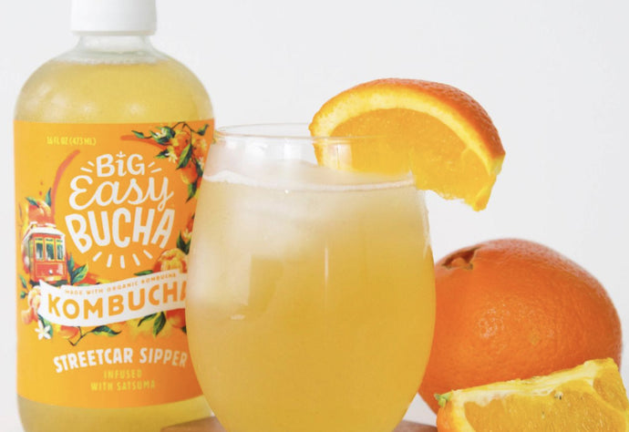 5 Kombucha-filled Cocktail and Mocktail Recipes to Try this Month