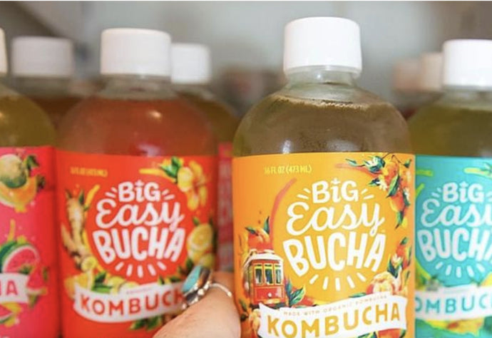 Big Easy Bucha May Just Be the Best Kombucha You'll Ever Sip
