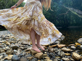 Wildflower Tiered Skirt
