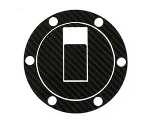 JOllify #013 Carbon Tankdeckel Cover für Triumph Speed Triple T955 2002-2004 - Team-JOllify