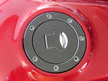 Load image into Gallery viewer, JOllify #023 Carbon Tankdeckel Cover für Honda CB 600 F 2003-2004 PC36 - Team-JOllify
