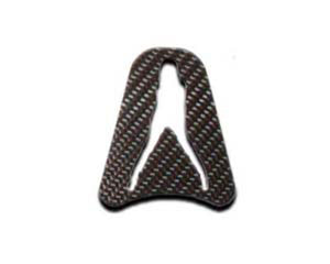JOllify #029c Carbon Tankpad Cover für dein Pocket Bike - Team-JOllify