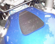 Laden Sie das Bild in den Galerie-Viewer, JOllify #034 Carbon Helmvertiefung Cover für Kawasaki ZXR 750 1991-1992 ZX750J - Team-JOllify