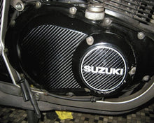 Laden Sie das Bild in den Galerie-Viewer, JOllify #143 Carbon Motordeckel Cover für Suzuki GS500 F Ab 2004 GS500F/04 - Team-JOllify