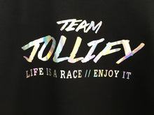Laden Sie das Bild in den Galerie-Viewer, Team-JOllify T-Shirt Oilslick Logo