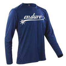 Laden Sie das Bild in den Galerie-Viewer, JOllify Team Enduro Mountainbike Trikot MTB langarm navy