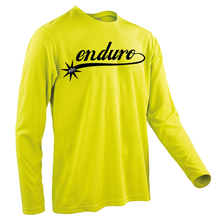 Laden Sie das Bild in den Galerie-Viewer, JOllify Team Enduro Mountainbike Trikot MTB langarm gelb