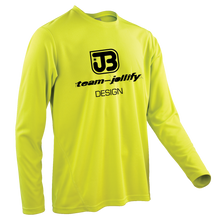 Laden Sie das Bild in den Galerie-Viewer, Team-JOllify Design Logo Mountainbike Trikot - Team-JOllify