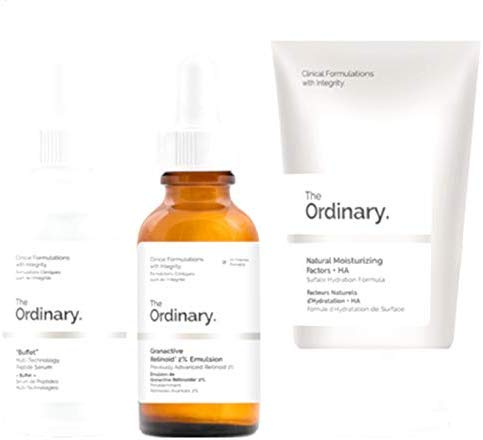 'The Ordinary' No-Brainer Set 3pieces Xmas Irishoil.ie