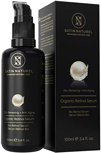 Organic Retinol Vegan 100ml Anti-Ageing Skin Care Body Oils Irishoil.ie