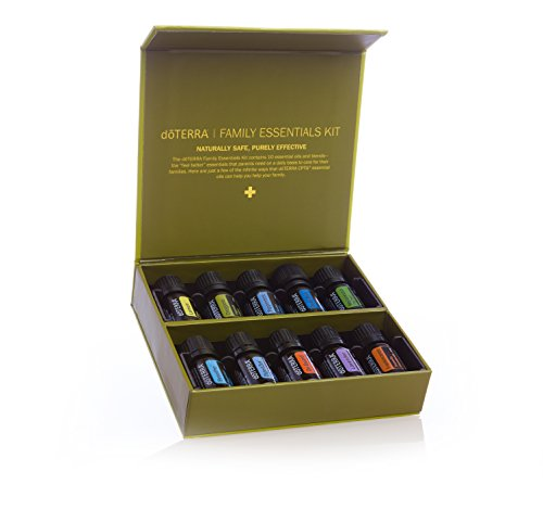 doTERRA Family Essentials Kit - TOP 10 Oils / Essential Oils