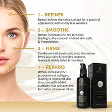 Load image into Gallery viewer, Organic Retinol Vegan 100ml Anti-Ageing Skin Care Body Oils Irishoil.ie