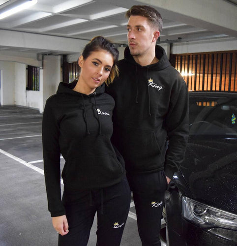 Matching Couple Casual Tracksuits Shoping.ie