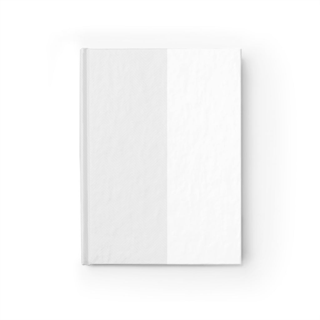 Grey Creamsicle Notebook