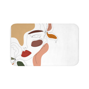 """Sweet Soul"" Bath Mat"