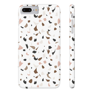 Terrazzo Durable iPhone & Samsung Phone Cases