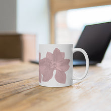 Load image into Gallery viewer, Red Floral Mug