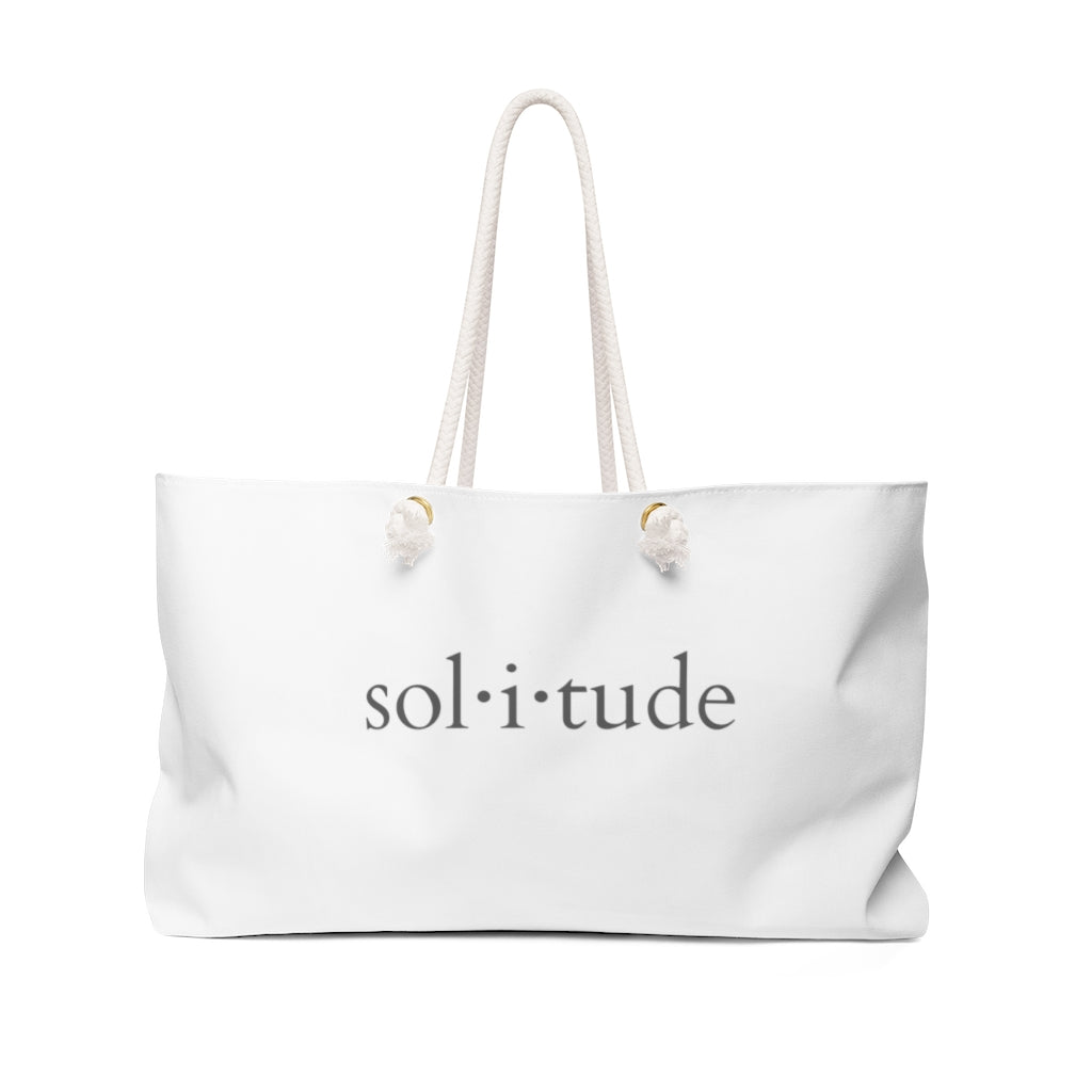The Solitude Bag