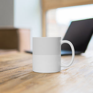 Creamsicle Mug in Grey