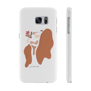 """Just Breathe"" Phone Cases"