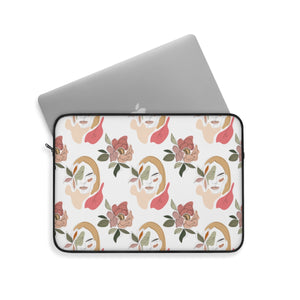 """Stoic Woman"" Laptop Bag"