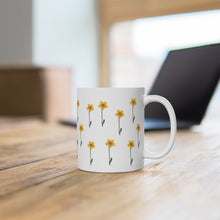 Load image into Gallery viewer, Cute Floral Pattern Mug