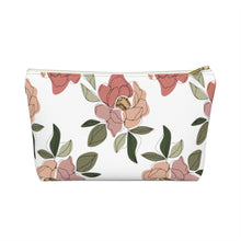Load image into Gallery viewer, Floral Pattern Makeup Pouch