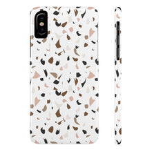 Load image into Gallery viewer, Terrazzo Durable iPhone & Samsung Phone Cases