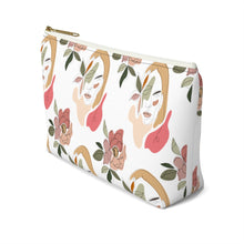 "Load image into Gallery viewer, ""Stoic Woman"" Makeup Pouch"