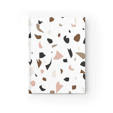 Load image into Gallery viewer, Multi-Colored Terrazzo Blank Journal