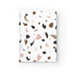 Multi-Colored Terrazzo Blank Journal