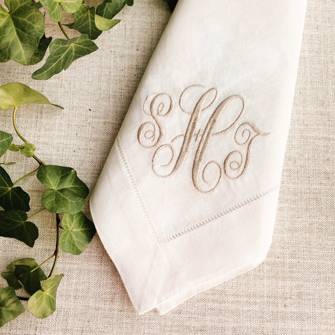 Grace Dinner Napkins
