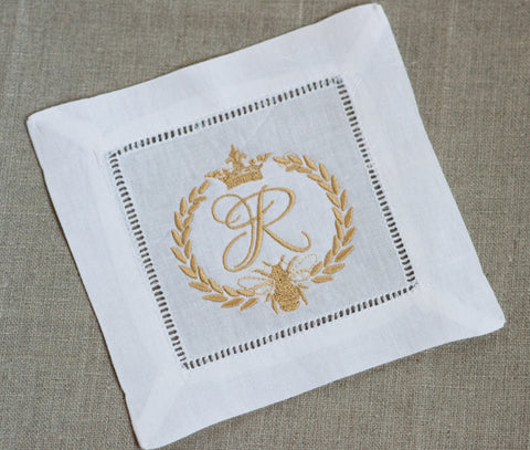 Queenie Cocktail Napkin