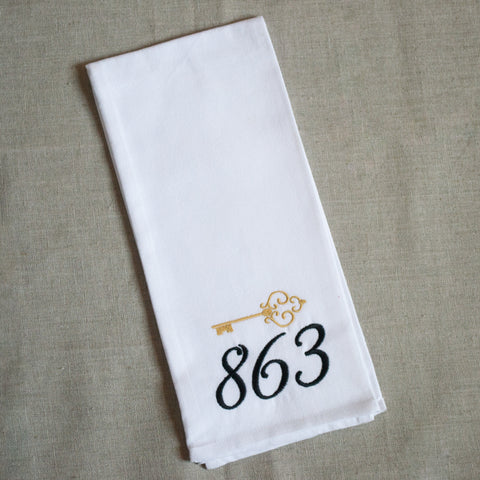 Numbers Kitchen/Bar Towel