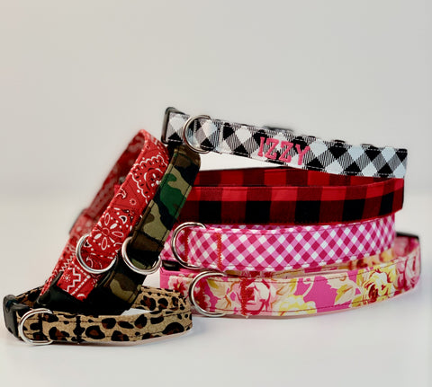 Embroidered Pet Collar