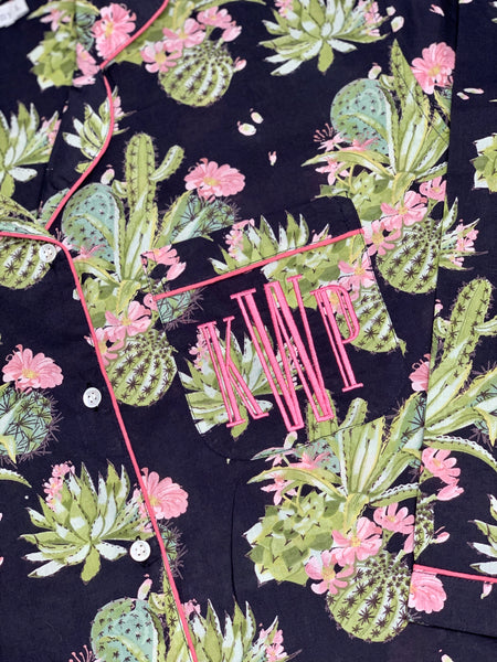 Cactus Night Shirt